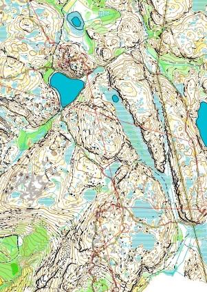 2015-09-02 Långdistans Iddefjordfjella
