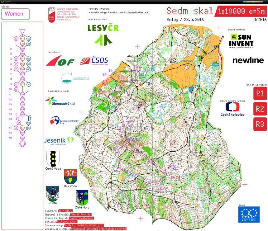 2016-05-28 EOC Tjeckien stafett str2