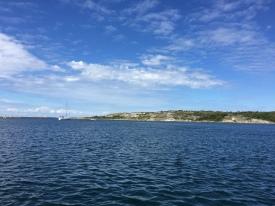 Båtutflykt till Kosteröarna