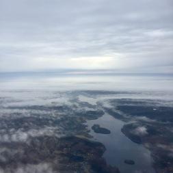 Söndagsturen: från Göteborg, via Helsingfors och Tallin till Otepää.