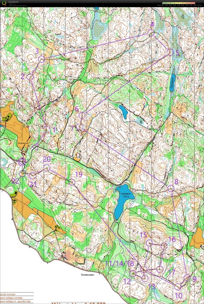 2019-05-22 Norge 7 Långdistans (högpass) Granerud