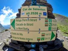 Col de Salenton 2526möh